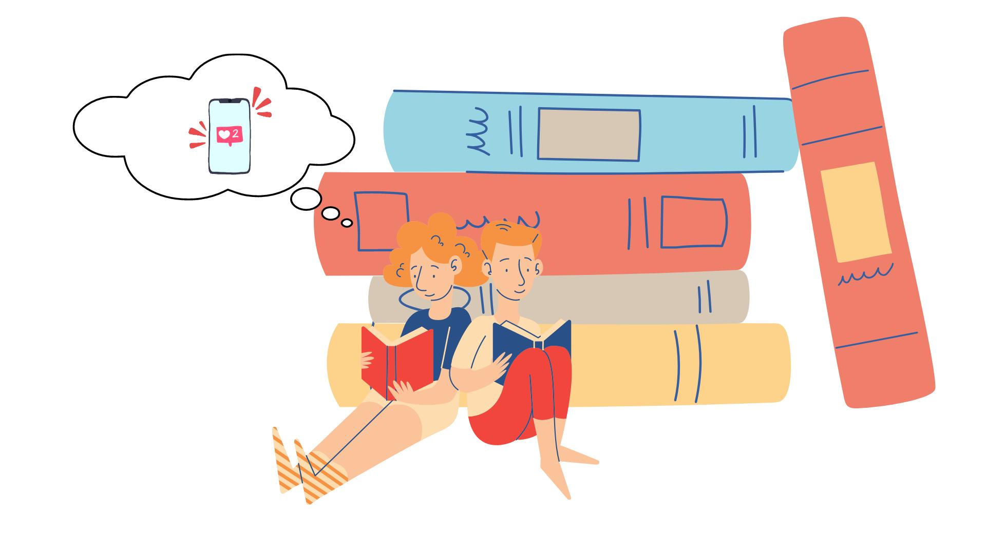Ontlezing onder jongeren: is digitalisering de boosdoener?