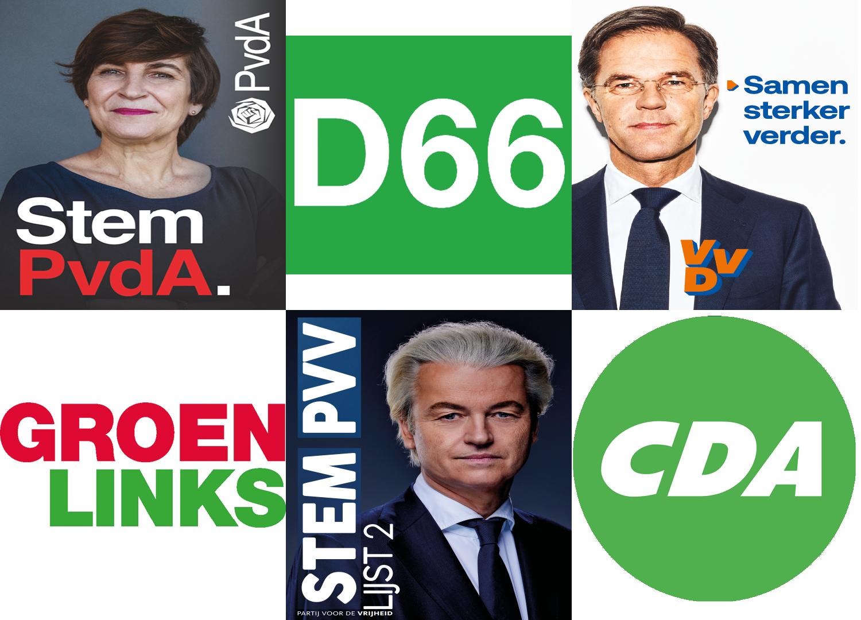 Tweede Kamerverkiezingen: Wat vinden de partijen over 112-bereik?