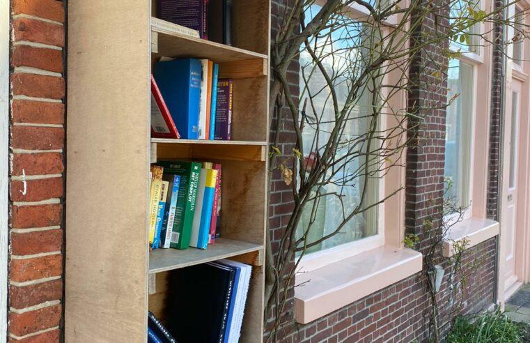 Doe mee met de boekenruil
