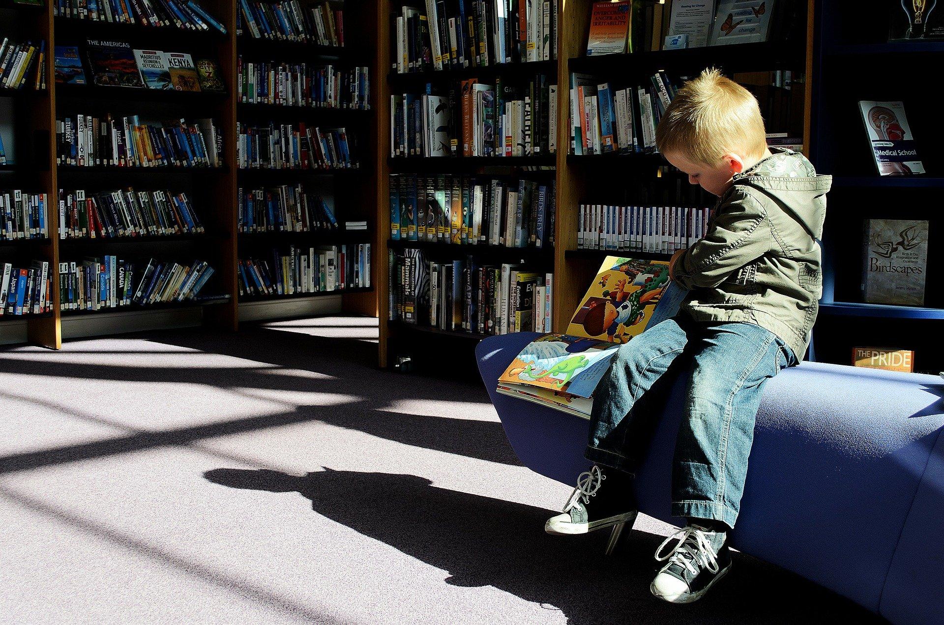 Hoe de bibliotheek voor leesbevordering zorgt