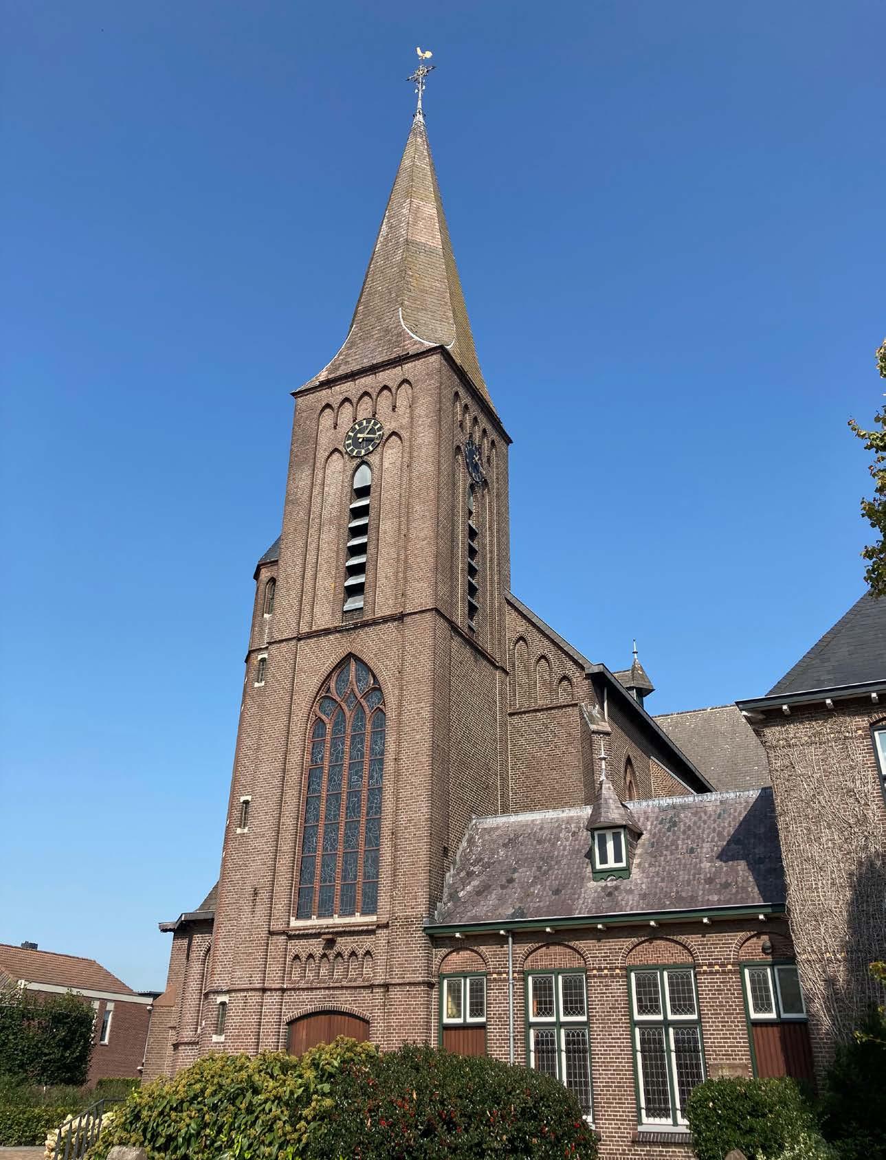Een achtbaan in de kerk?