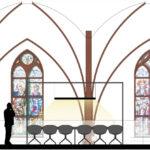 Design nieuwe kerk