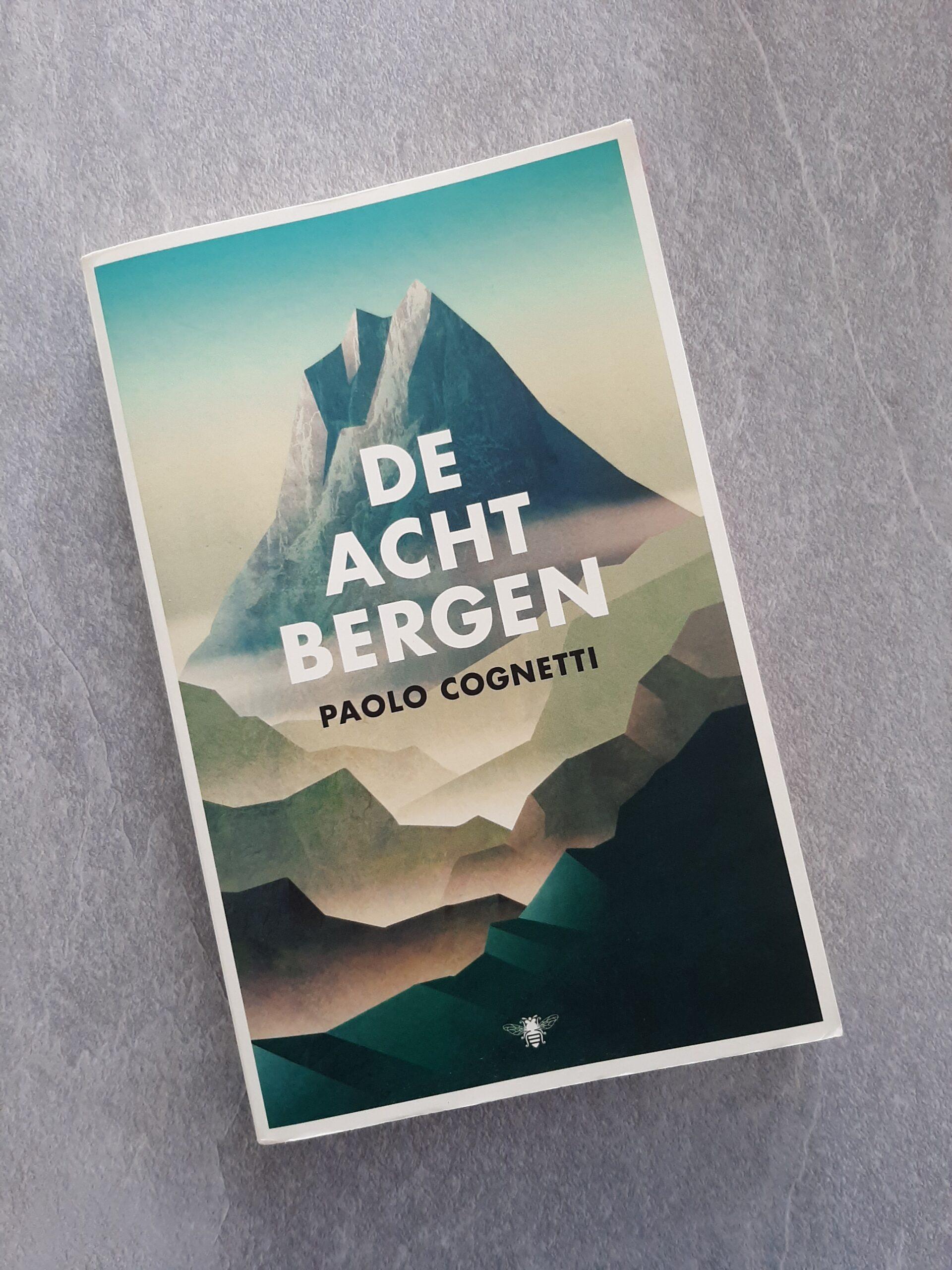 Boek van de week: de acht bergen