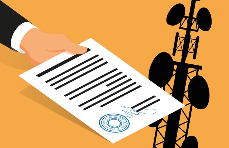 Geen massale bouw mobiele zendmasten in Overijssel: Mondjesmaat een vergunningsaanvraag of -verlening