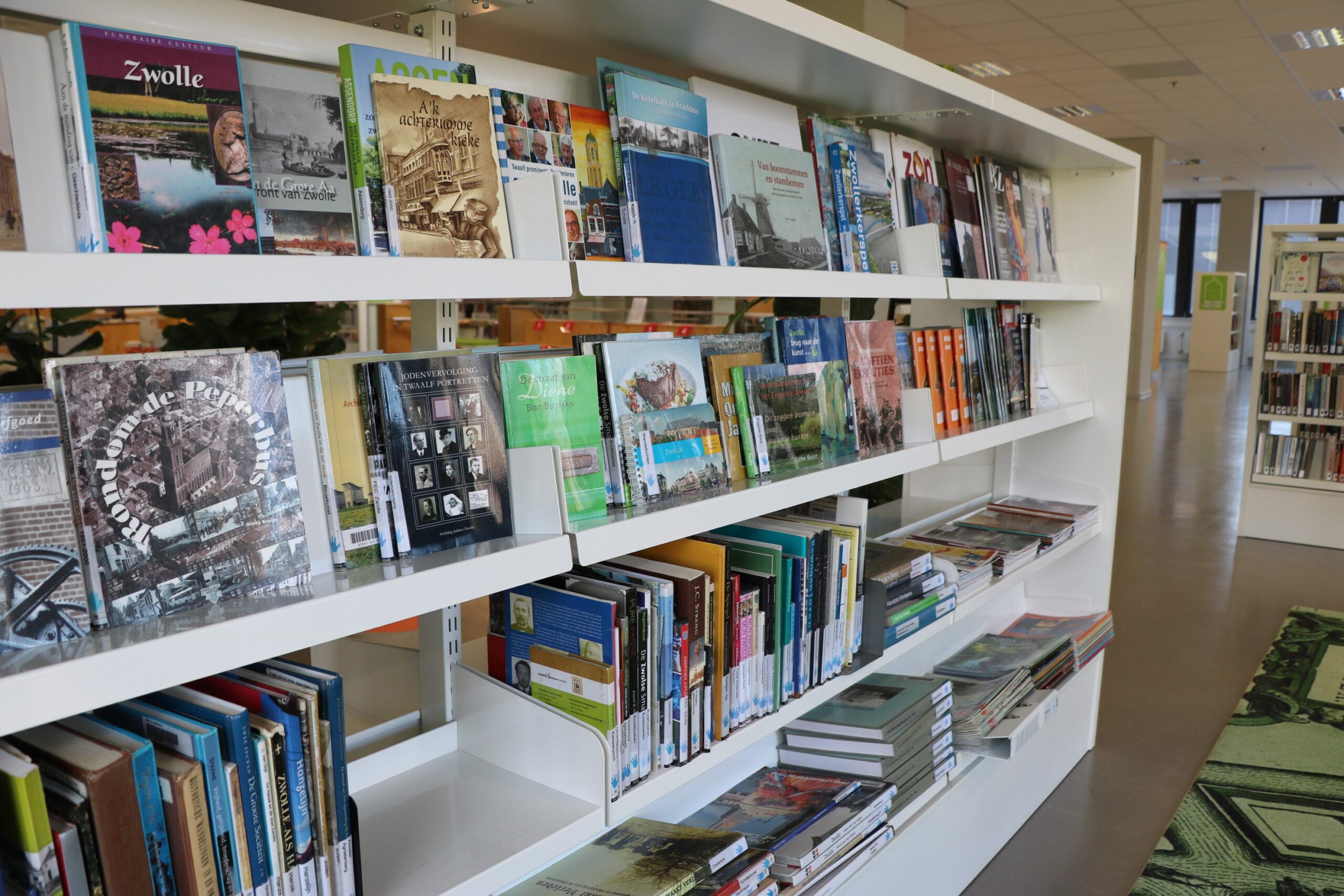 Bij daling ziekenhuisopnames ook bibliotheek vanaf 20 mei weer open