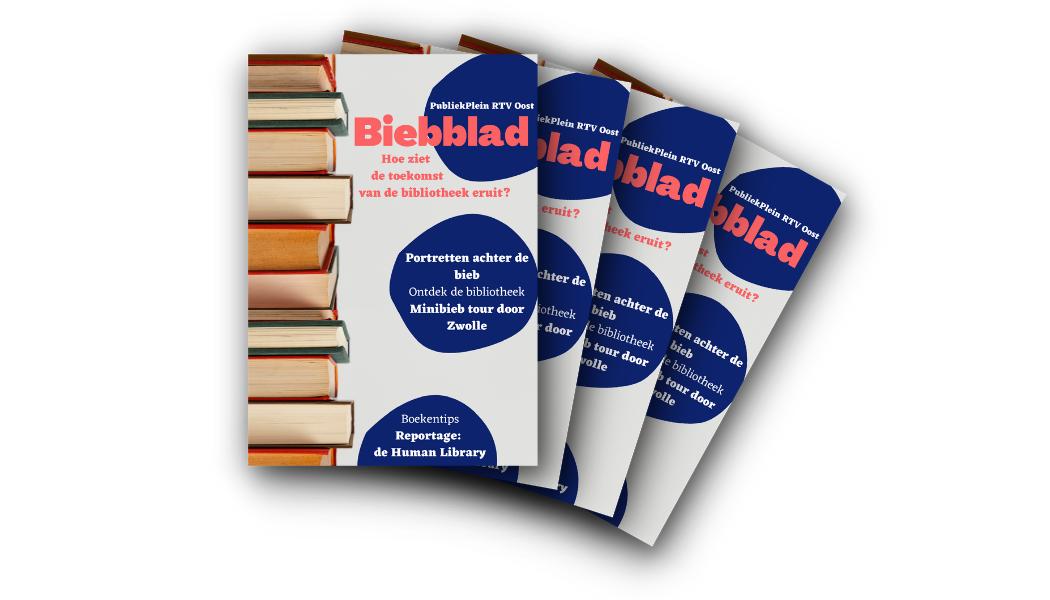 Lees nu ons nieuwe Biebblad