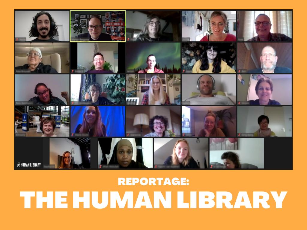 The Human Library: leen een menselijk boek