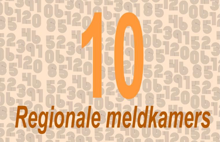 Dinsdag cijferdag: Hoeveel meldkamers heeft Nederland straks?