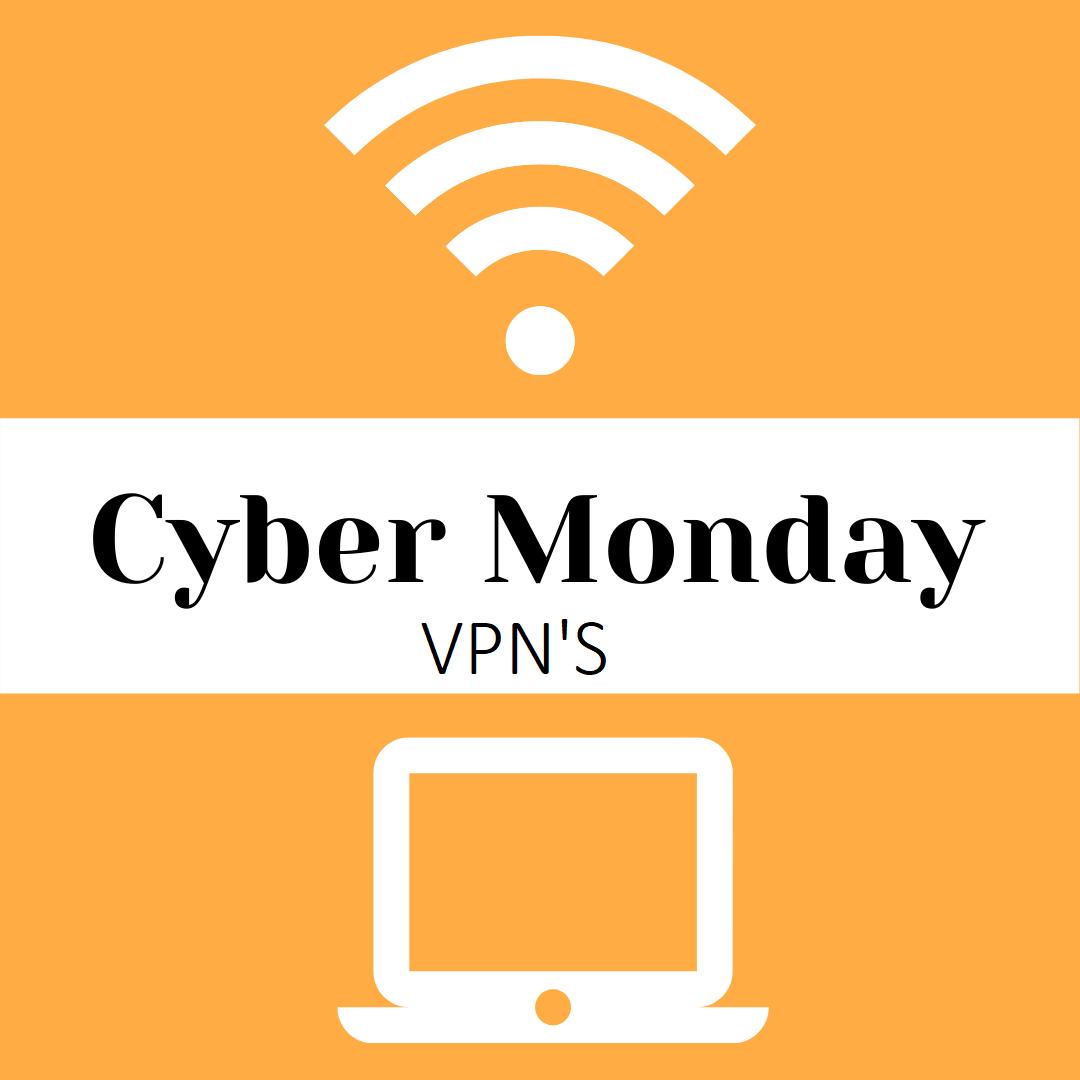 Cyber Monday: ben je beter digitaal beschermd met een VPN?